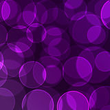 Purple Bokeh Blur Background Royalty Free Stock Image