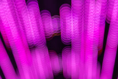 Purple bokeh circles light effect Royalty Free Stock Image