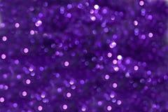 Purple Bokeh Effect