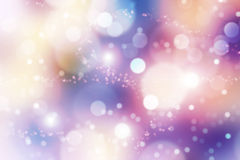 Purple bokeh royalty free stock images