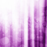 Purple bokeh with star, moon,light background Stock Image