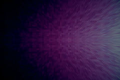Purple brick background Stock Photography