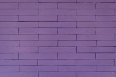 Purple Brick Wall Stock Photos