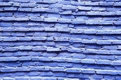 Purple brick wall Royalty Free Stock Photo