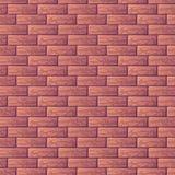 Purple brick wall Stock Photos