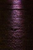 Purple Brick Wall Texture Royalty Free Stock Photos