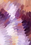 Purple brush strokes background. Illustration stock illustration