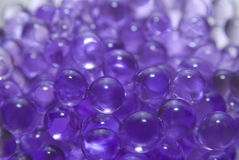 Purple Bubbles Royalty Free Stock Photo
