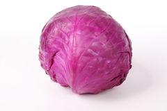 A purple cabbage Stock Photo