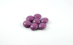 Purple Candy Stock Photography