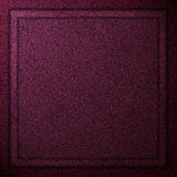 Purple canvas background Royalty Free Stock Photography