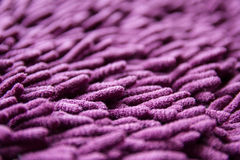 Purple carpet texture Stock Photos