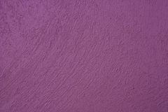 Purple cement background. Stock Image