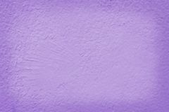 Purple cement wall texture for background and design art work stock photography