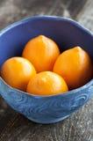 Meyer Lemons Stock Photos