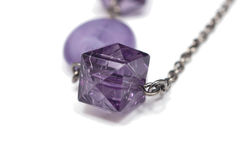 Purple Chain Stock Images
