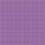 Purple checkered background Stock Image