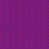 Purple Chevron Pattern. Neutral Seamless Herringbone Wallpaper Background. Stock Photo