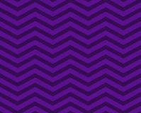 Purple Chevron Zigzag Textured Fabric Pattern Background Stock Photography