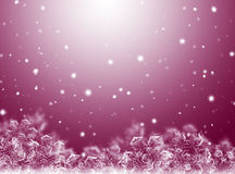 Purple Christmas background .New Year Background Royalty Free Stock Photography