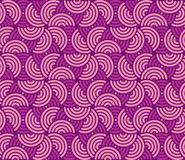 Purple circles. Seamless pattern with purple and pink circles Royalty Free Stock Photos