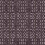Purple circular pattern Royalty Free Stock Photo