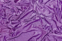 Purple Cloth Stock Photo