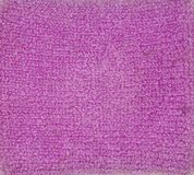 Purple cloth texture Stock Images