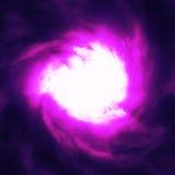 Purple clouds Stock Photos
