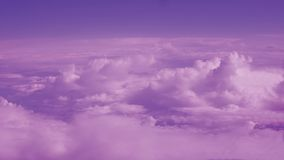 Purple Clouds Sky Abstract Background Photo royalty free stock photos