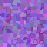 Abstract 3d polygonal background from rectangles. Purple color abstract 3d polygonal background from rectangles Stock Photos