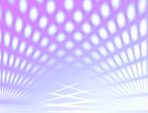 Purple color and blur view abstract background with line effect Royalty Free Stock Photo