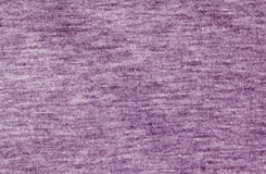 Purple color knitted cloth pattern. Stock Images