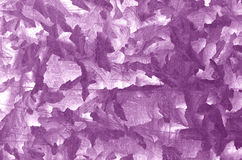 Purple color metal plate pattern. Stock Photography