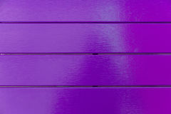 Purple color wood background. Stock Images
