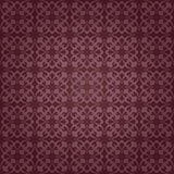 Purple Colors Damask Style Pattern design Stock Image