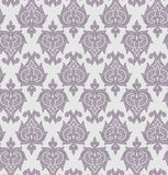 Purple Colors Flower Pattern design. Original Pattern and Symbol Stock Photos