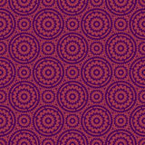 Purple Colors Geometry Pattern Royalty Free Stock Images