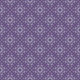 Purple Colors Geometry Pattern. Korean traditional Pattern Desig Stock Photography