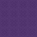 Purple Colors Round grid Pattern. Stock Photos