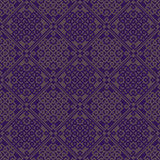 Purple Colors Square grid Pattern Royalty Free Stock Images