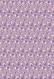 Purple Colors Wave Pattern. Korean traditional Pattern Design Se Stock Photo