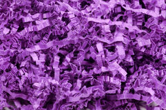 Purple Confetti Royalty Free Stock Photography