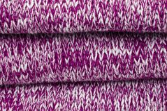Purple cotton as background Stock Photography