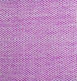 Purple cotton background Stock Image