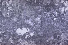 Purple creative scratched fungus on wall texture - cute abstract photo background stock photo
