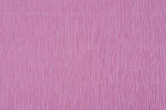 The Purple crepe paper close up. Macro Royalty Free Stock Image