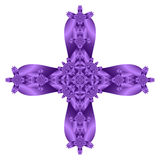 Purple Cross Stock Images