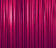 Purple curtain Stock Photo