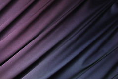 Purple curtain background Royalty Free Stock Image